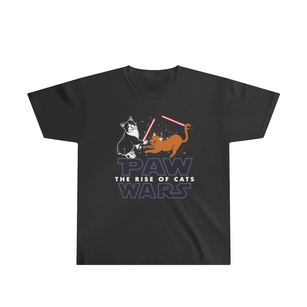 Youth T-Shirt: Paw Wars