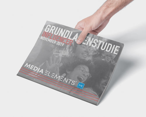 MEDIA ELEMENTS x Monheimer Institut | Grundlagenstudie Vollversion (75 Seiten) | Digital Download