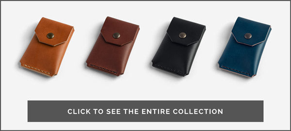 Noise Goods collection of Coin Wallets