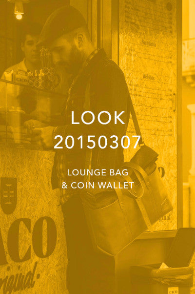 Look 20150307 - Lounge Bag and Coin Wallet