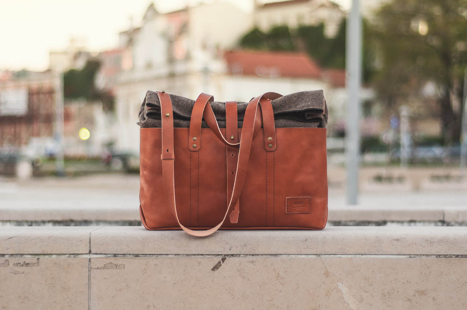 Noise Goods Lounge Bag Hazelnut