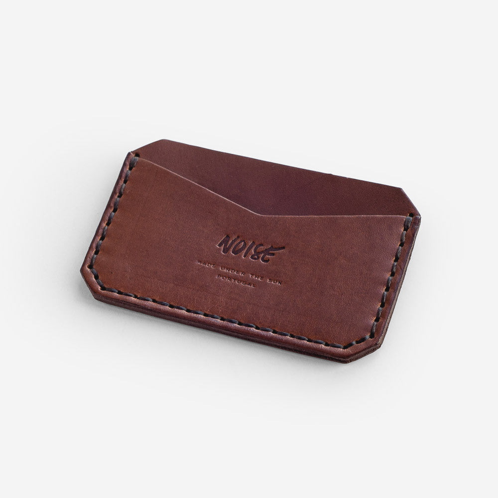 Noise Goods: Card Holder 2 Chocolate