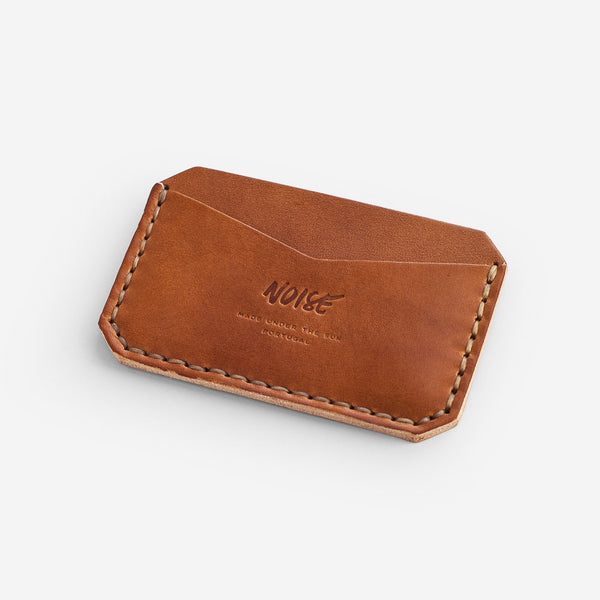 Noise Goods: Card Holder 2 Hazelnut