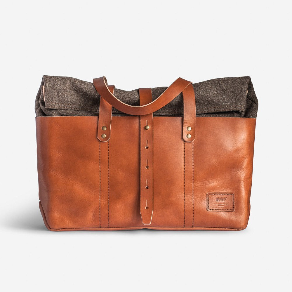 Noise Goods: Lounge Bag Hazelnut - 1