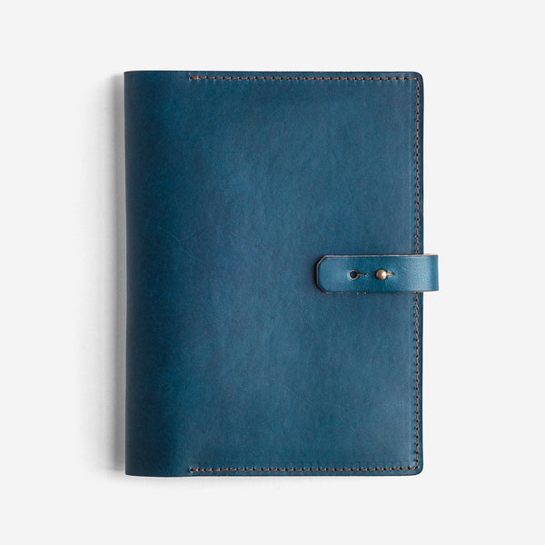 Noise Goods: Book Wallet A5 Indigo - 1