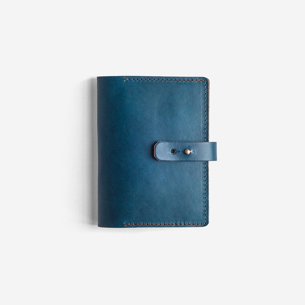 Noise Goods: Book Wallet A6 Indigo - 1