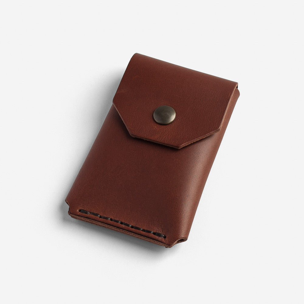 Noise Goods: Coin Wallet Chocolate - 1