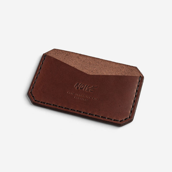 Noise Goods: Card Holder Chocolate - 1