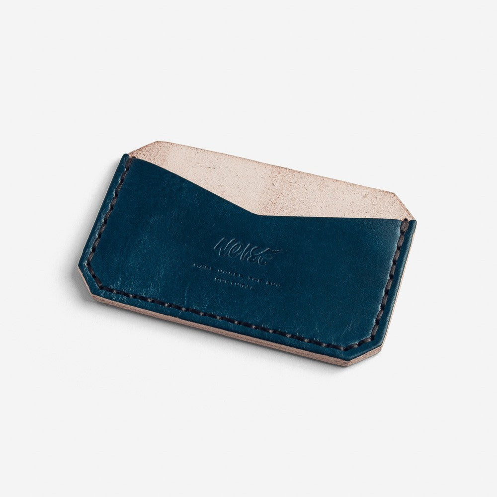 Noise Goods: Card Holder Indigo - 1