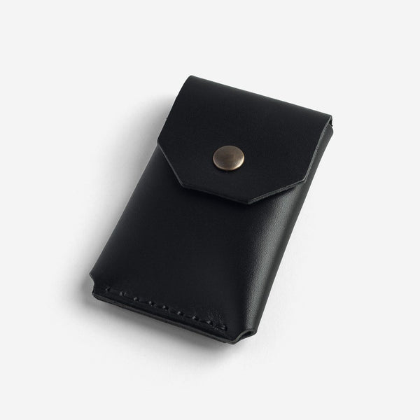 Noise Goods: Coin Wallet Black - 1