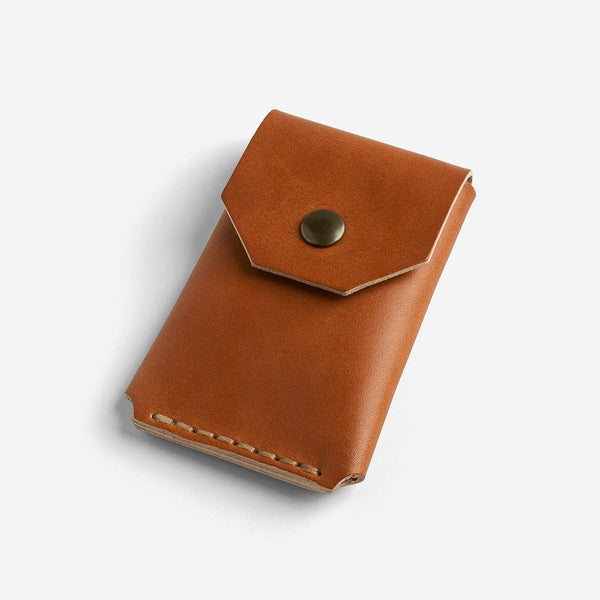 Noise Goods: Coin Wallet Hazelnut - 1
