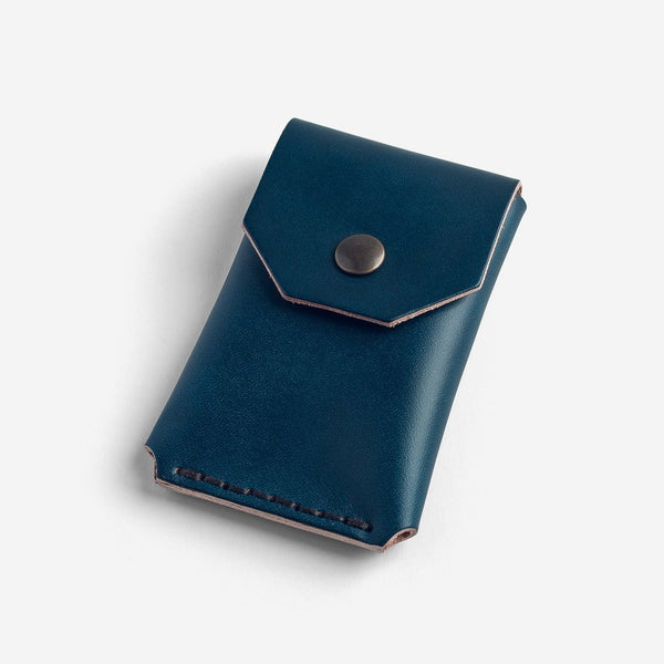 Noise Goods: Coin Wallet Indigo - 1