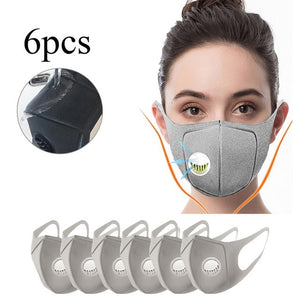 Filter Face Mask Unisex USA stock