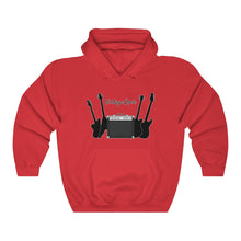 Load image into Gallery viewer, Amp and Guitar Unisex Heavy Blend™ Hooded Sweatshirt