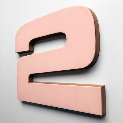 2 - Large Letter Ply and Perspex