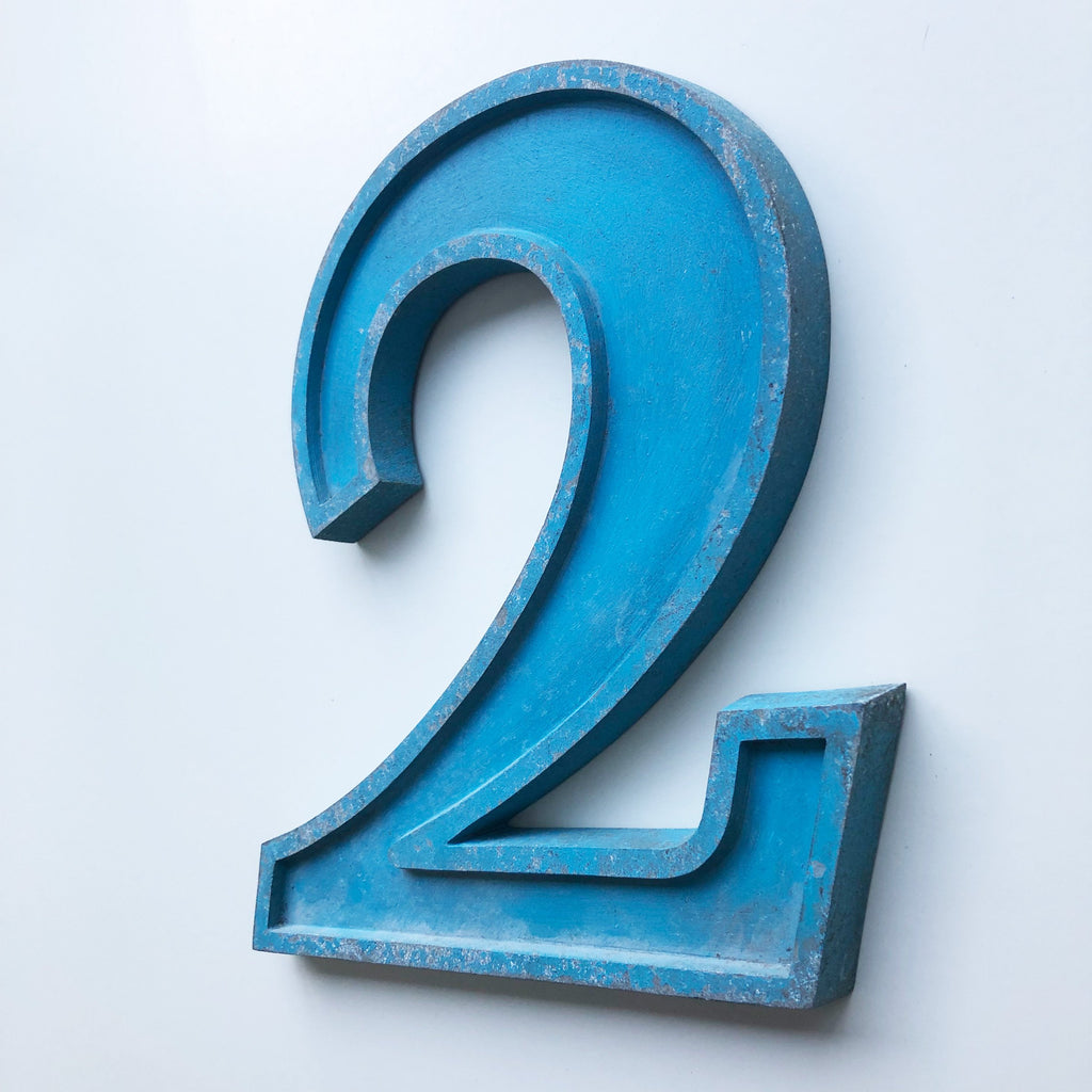 2 - Medium Number Metal