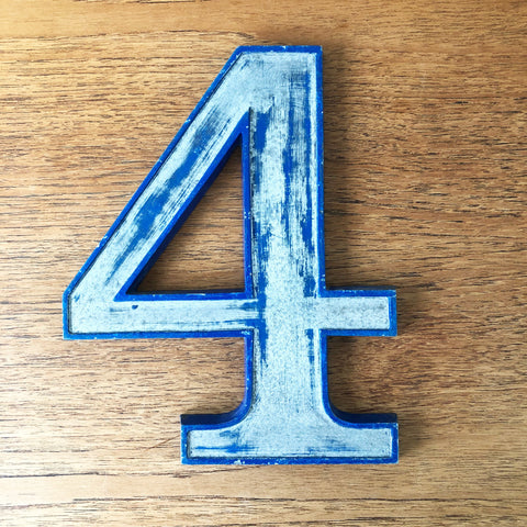 4 - Medium Number Metal