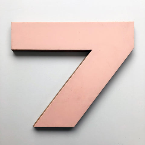 7 - Large Letter Ply and Perspex
