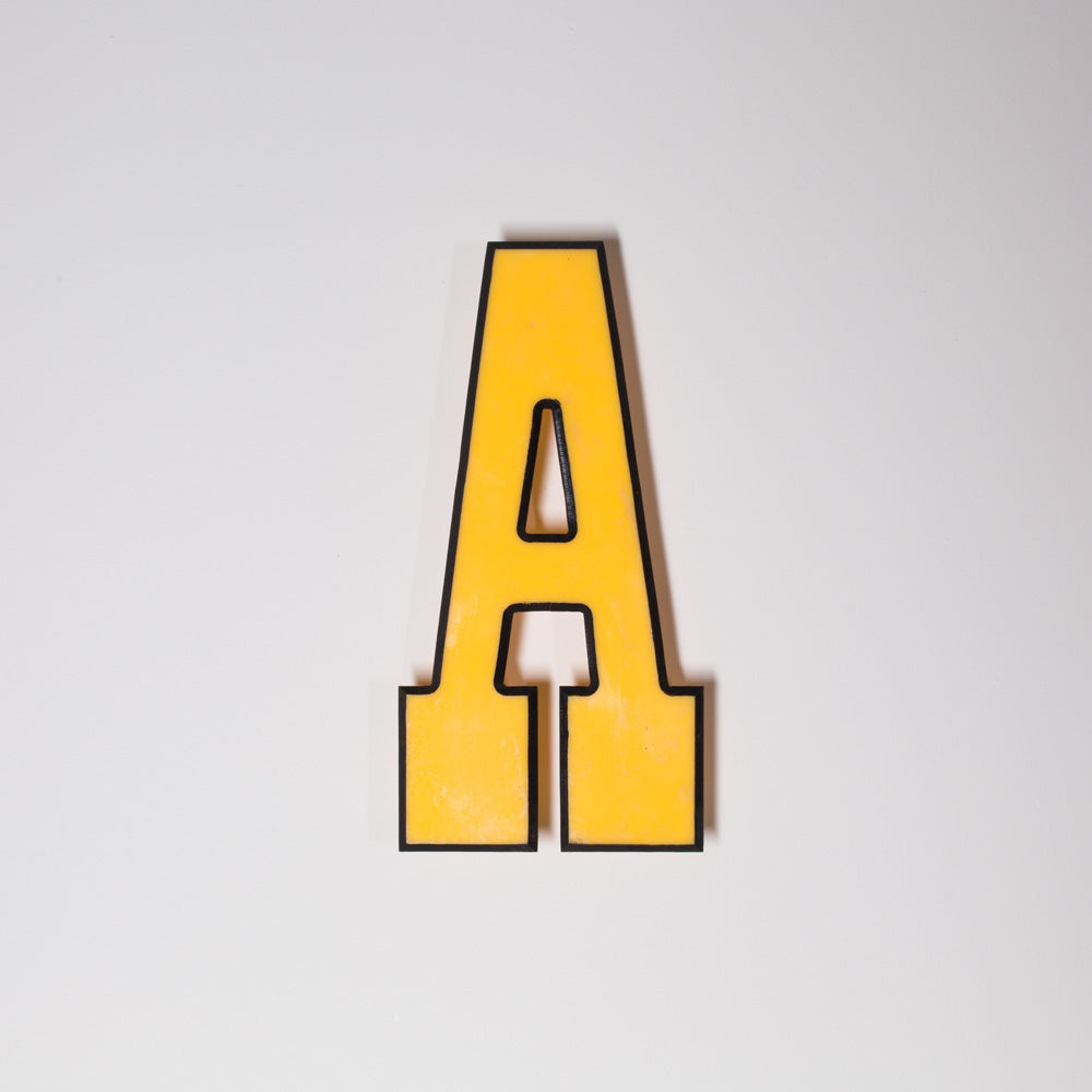 A - Medium Shop Sign Letter