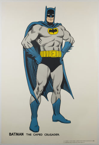 Batman 1966 US Poster