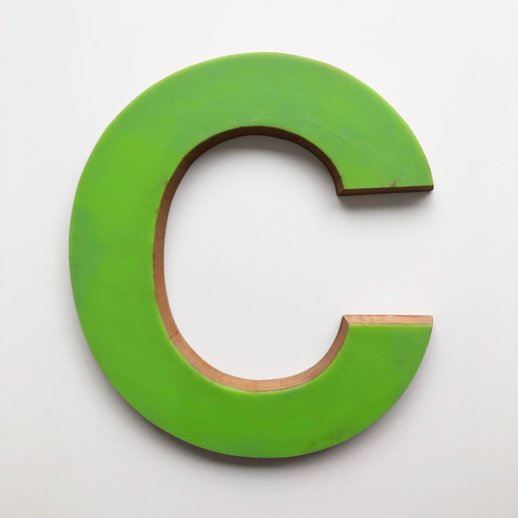 C - Large Letter Ply and Perspex