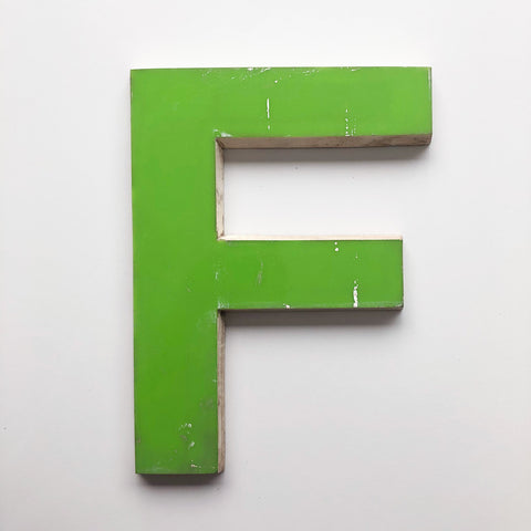 F - Large Letter Ply and Perspex