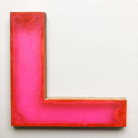 L - Large Letter Ply and Perspex