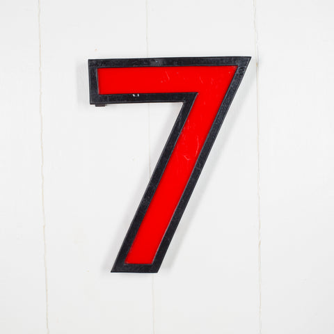 7 - Large Cinema Number