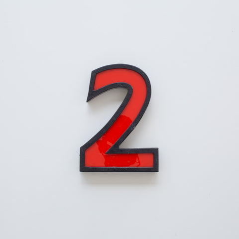 2 - Medium Cinema Number