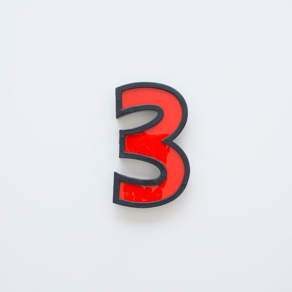 3 - Medium Cinema Number
