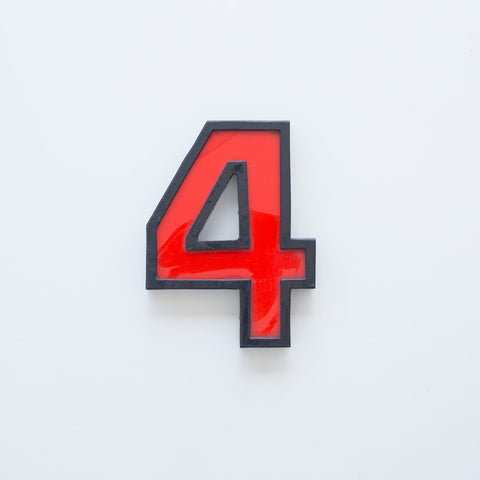 4 - Medium Cinema Number