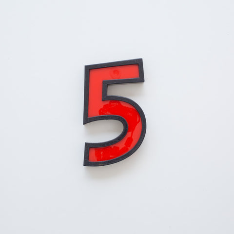 5 - Medium Cinema Number