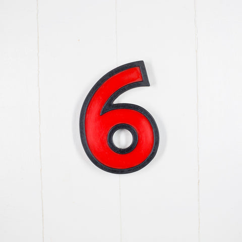 6 - Medium Cinema Number