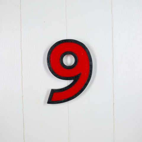 9 - Medium Cinema Number