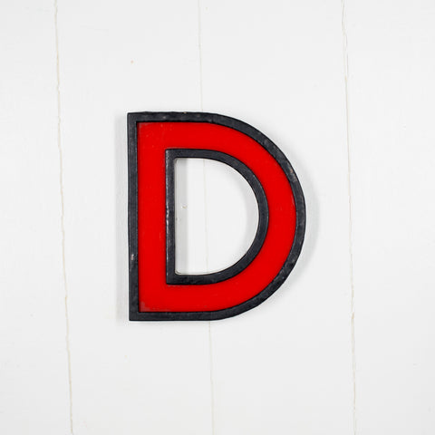 D - Medium Cinema Letter