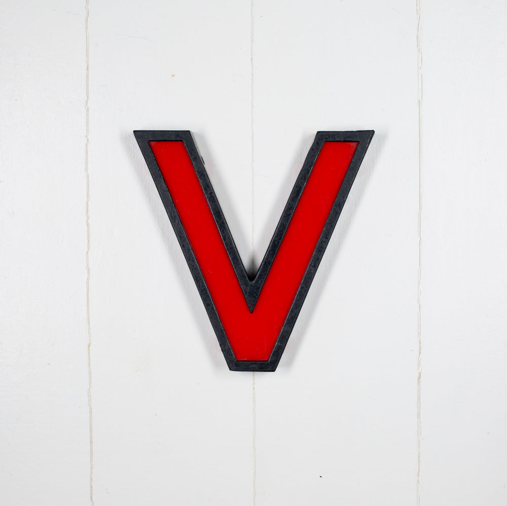 V - Medium Cinema Letter