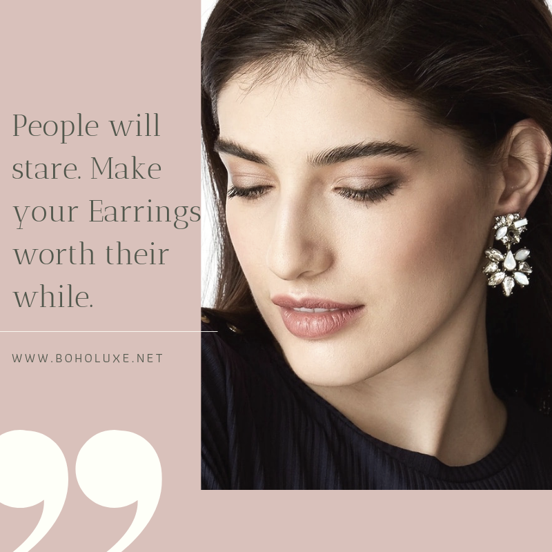 Everyday Earrings you will have on Repeat - BoHoLuXe.net