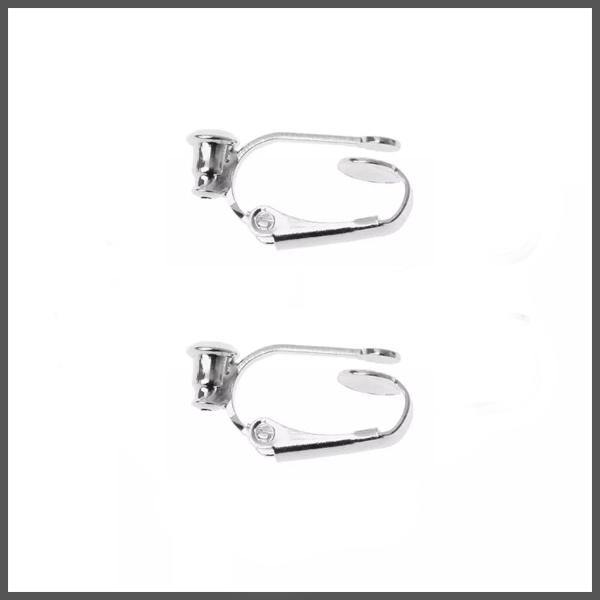 silver stud to clip on converter