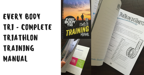 Book - Every Body Tri - Triathlon Training Manual