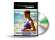 Load image into Gallery viewer, Pregercize DVD - Pregnancy & Post Natal exercise workouts