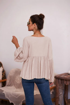 Relaxed Julia Blouse