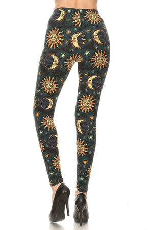 Sun & Moon Leggings