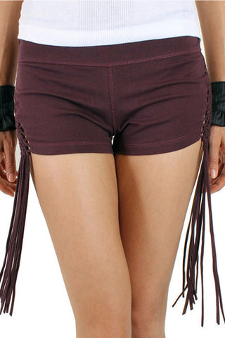 Macrame Shorts by Kayo Anime