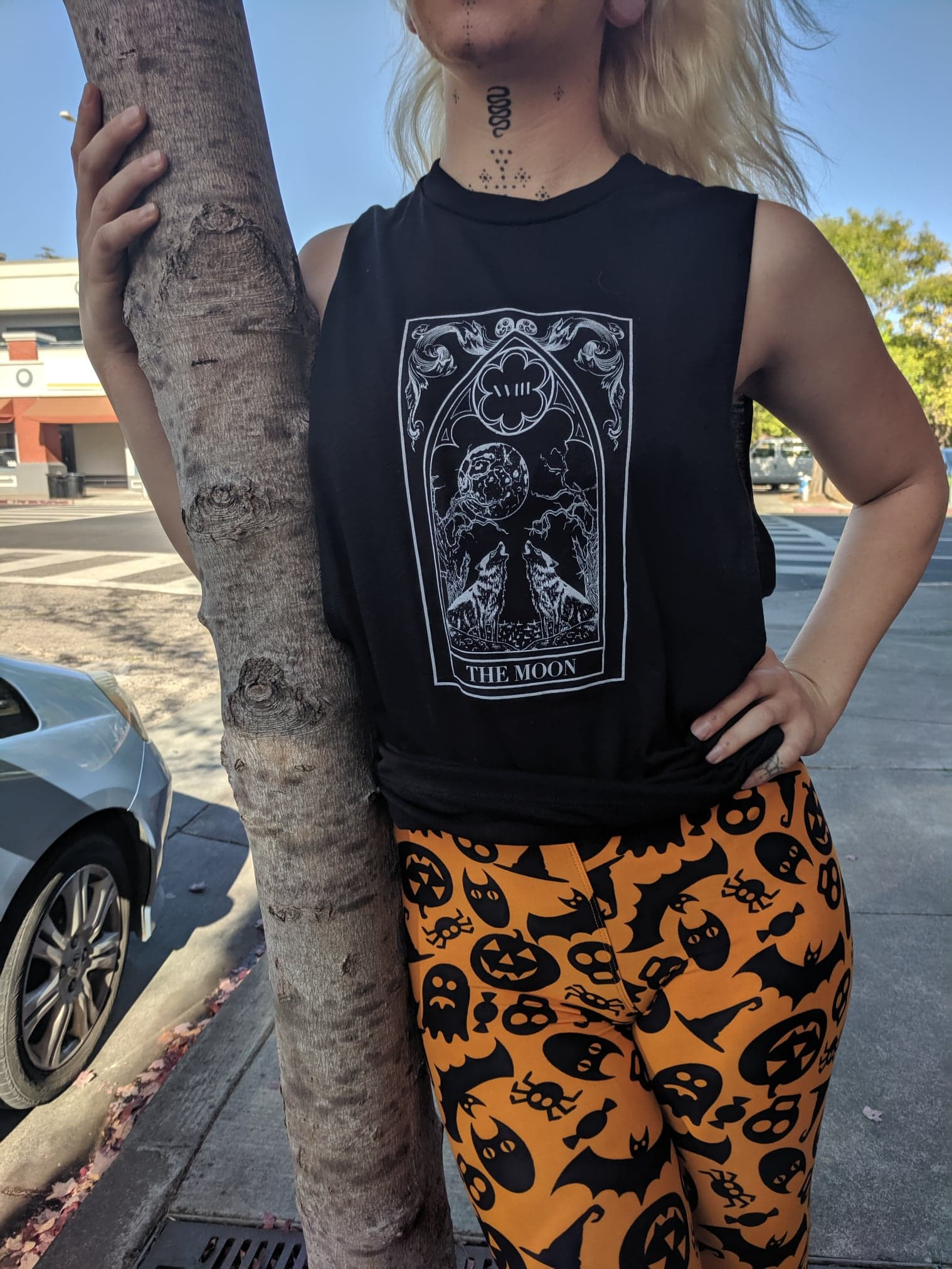 Tarot Card Muscle Tanks - Unisex