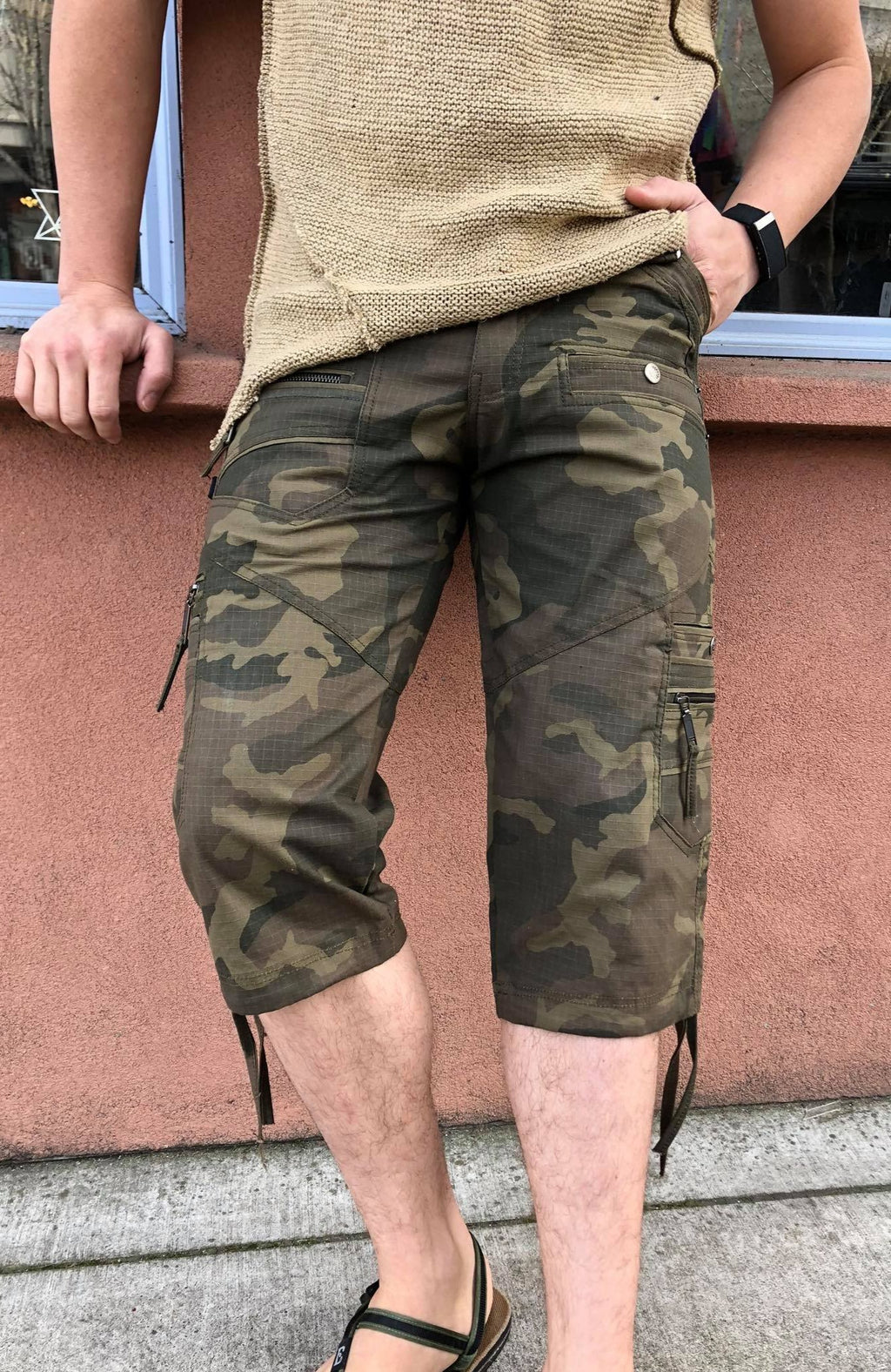 The Soul Shorts - Camo or Black