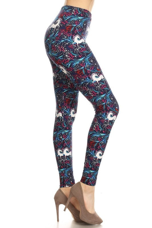 Unicorn Fantasy Leggings