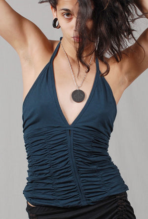 Madhu Halter Top by Om Gaia Tree - Funk & Flash