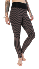 Kayo Chevron Leggings