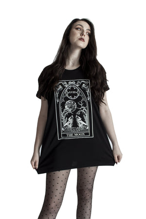 The Moon Tarot Tee - Unisex