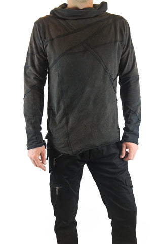 Cross Over Hoodie by Radiate Light
